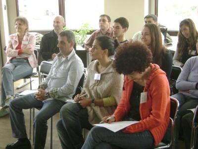 Участниците в срещата
